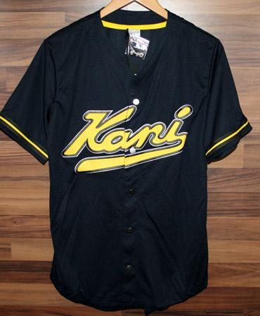 Baseball Tee Karl Kani | KIOX